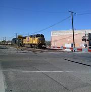 Union Pacific and CSX locomotive November 18, 2016 1