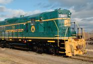 Maine Central GP9 52 1