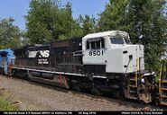 NS 8501 C40-8.5