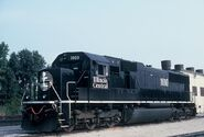 IC SD70 Death Star