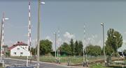 Polish 4-Quadrant Gate Crossing with Wishbone Gates on 113DW866 in Lubakzow, Poland 2
