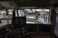EMDX 1501 Cab Interior