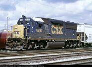 CSX 6897 2