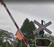 Argentina Railroad Crossing, Gral Bartolome Mitre, Funes, Santa Fe, Argentina 5