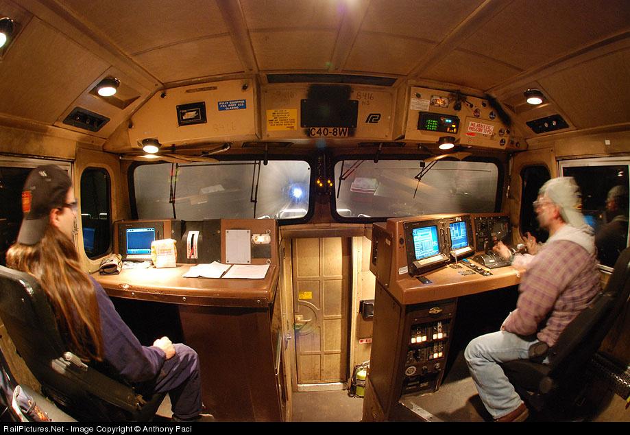Image Ns C40 8w Cab Interior Jpg Trains And