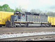 CSX 4617