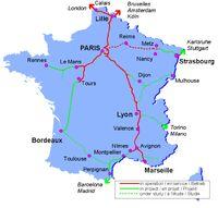 LGV France