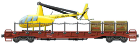Helicopter Drager