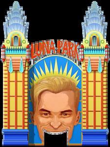 Luna Park Ingang