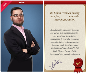 Ethan Certificate