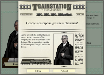 George Completion Splash