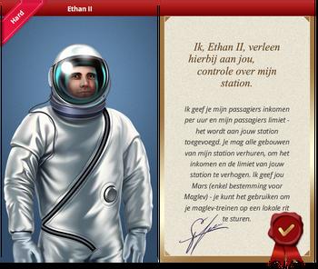 Ethan II Certificate