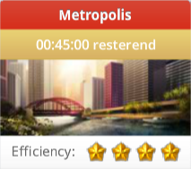 Destination Metropolis