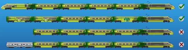 Trein Sets 2