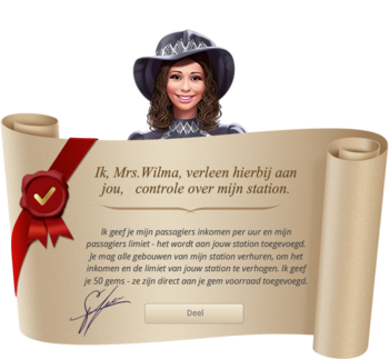 Mrs. Wilma Splash