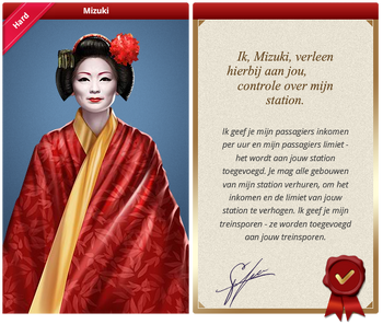 Mizuki Certificate