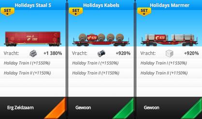 Holidays Wagon Box Inhoud-3