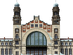 Winter Praag Station