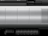 Galvanized Cargo II
