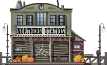 Halloween Station