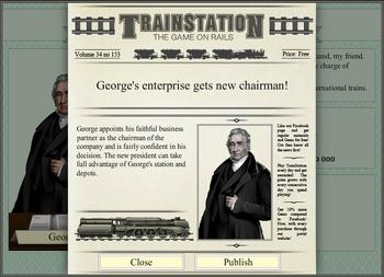 Old George Splash Certificate