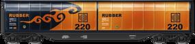 Rubber Cargo