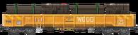 Railway Tie Cutter