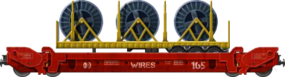 Wire Trailer Carrier