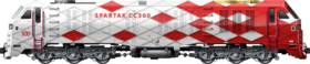 Spartak CC300