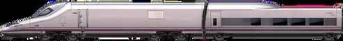 Talgo 350 Tail