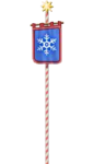 Candy Flag