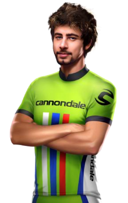 Portrait full Peter Sagan (2014)