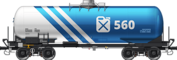 GT22CW Fuel
