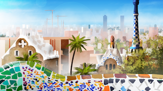 Theme Barcelona