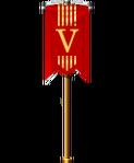 Christmas Flag V