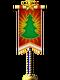 Yule Flag