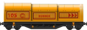 PP Rubber Carrier