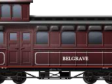 Belgrave Caboose