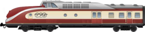 Class 602 Tail