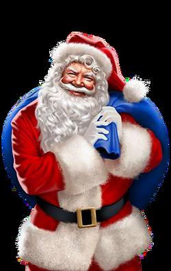 Portrait full Santa (2015)