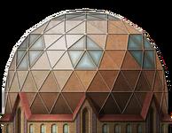 Planar Sphere