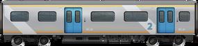Thameslink 2nd class