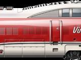 Vintage Aerotrain