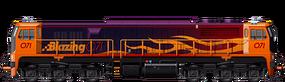 Blazing 071 Class