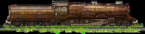Rusty GWR King