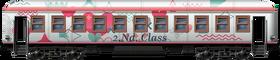 Fervor 2nd class