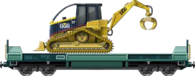 Grapple Dozer