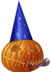 New Year's Pumpkin
