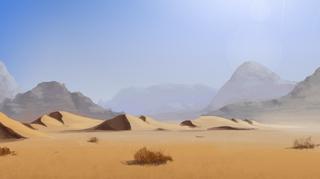 Theme Ethan's Desert