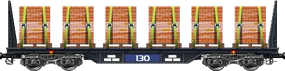 Galvanized Bricks